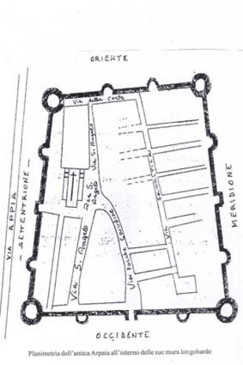 Comune di arpaia bn for Planimetrie di 2000 piedi quadrati una storia